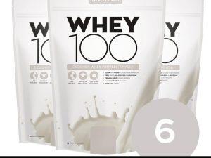 Whey 100 (6x1 kg)