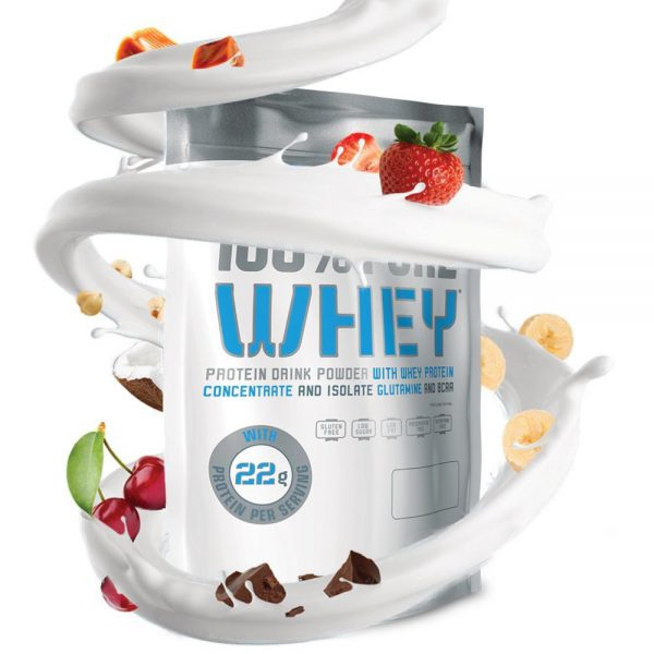 100% Pure Whey1 kg